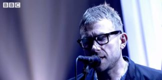 Damon Albarn com The Good, The Bad & The Queen