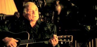 Johnny Cash no clipe de Hurt
