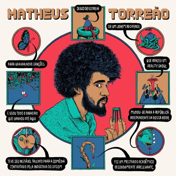 Matheus Torreão - Disco de Estreia
