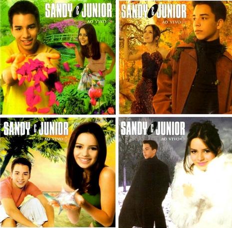 Quatro Estações - O Show, de Sandy & Junior