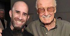 Scott Ian e Stan Lee