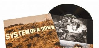 System Of A Down - Toxicity em vinil