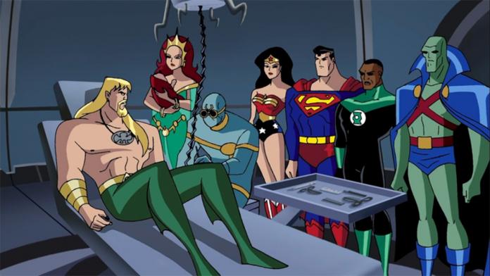 Versões mais recentes do Aquaman são mais sérias