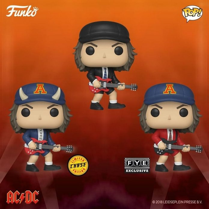 Angus Young Funko