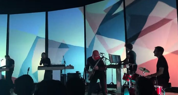 Atoms for Peace (Thom Yorke, Flea)