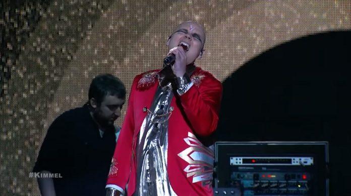 Billy Corgan (The Smashing Pumpkins) Jimmy Kimmel