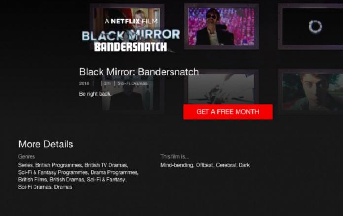 Black Mirror Filme Netflix