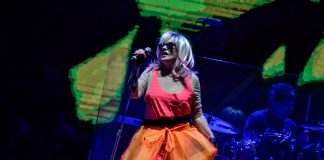 Debbie Harry Blondie no Popload Festival