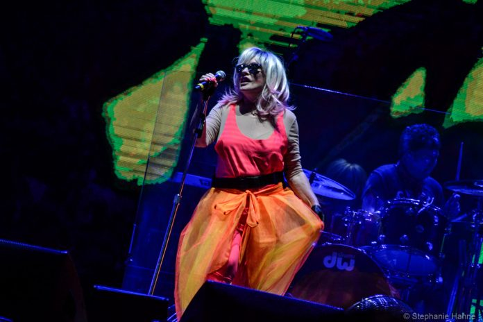 Debbie Harry Blondie no Popload Festival