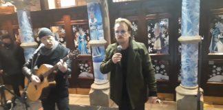 Bono e The Edge (U2)