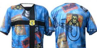 Camisa Brasiliense - Dia Do Rock (Misfits)