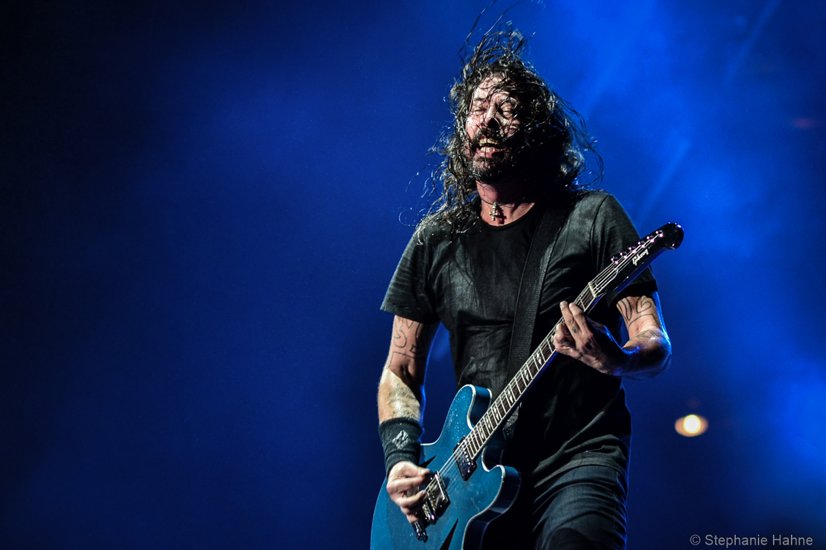 Foo Fighters será atração do Rock In Rio 2019