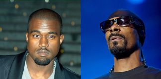 Kanye West e Snoop Dogg