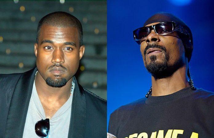 Kanye West e Snoop Dogg