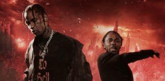 Kendrick Lamar e Travis Scott