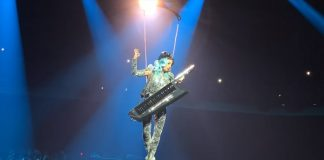 Lady Gaga - Enigma Tour