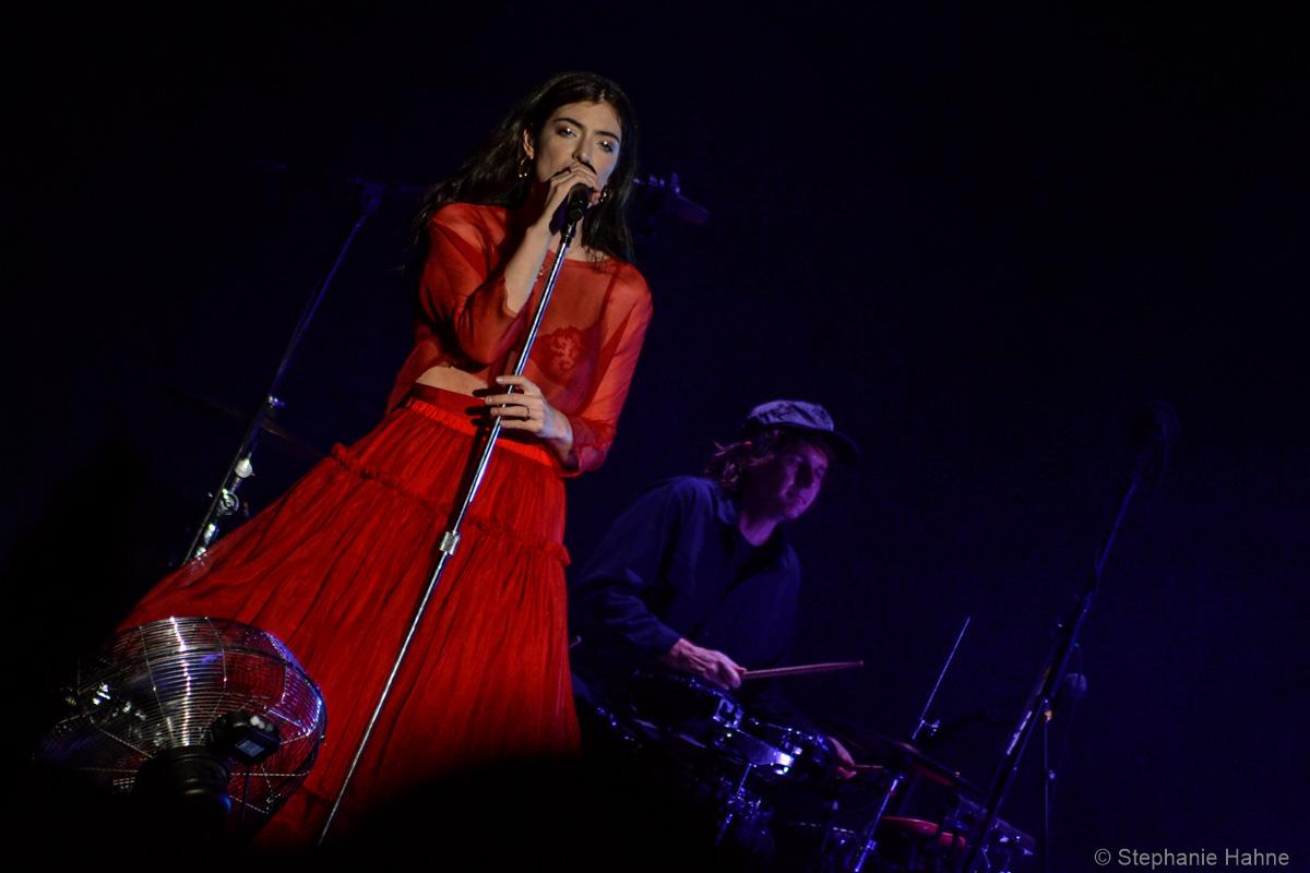 Lorde no Popload Festival