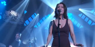 Mitski no Jimmy Kimmel