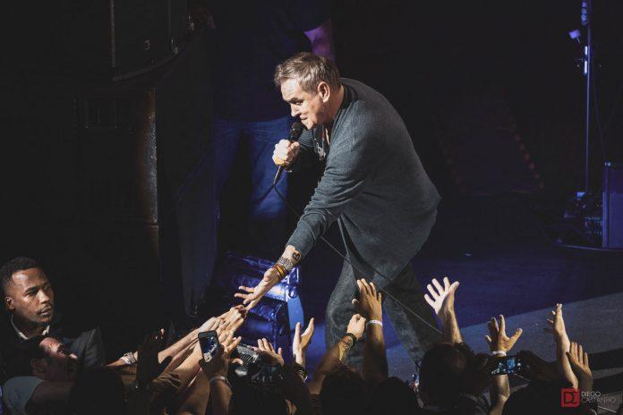 Morrissey no Rio de Janeiro