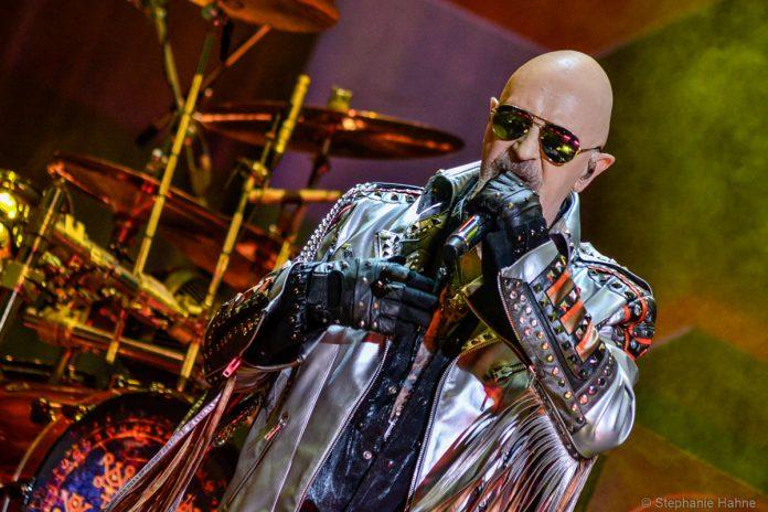 Rob Halford do Judas Priest no Solid Rock