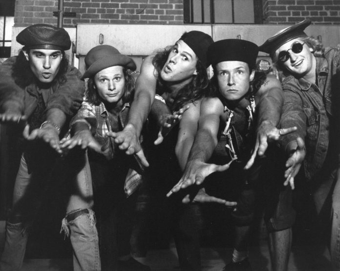 Stone Temple Pilots 1987