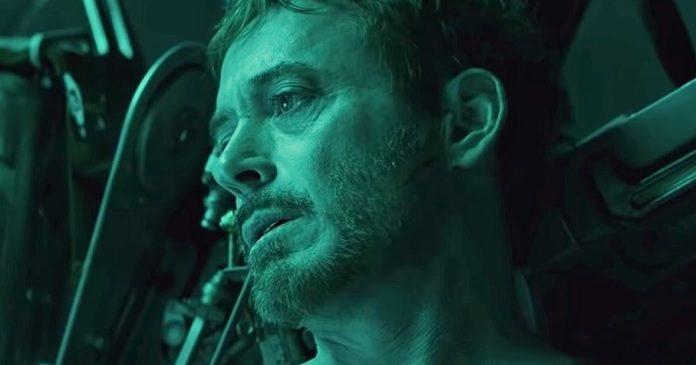 Tony Stark Vingadores Ultimato