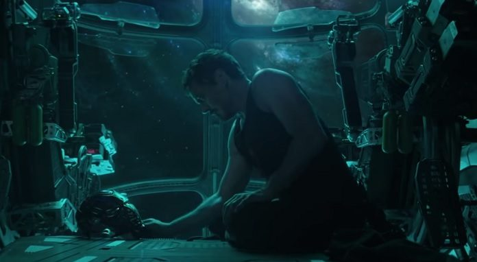 Vingadores Ultimato Homem de Ferro Tony Stark Trailer