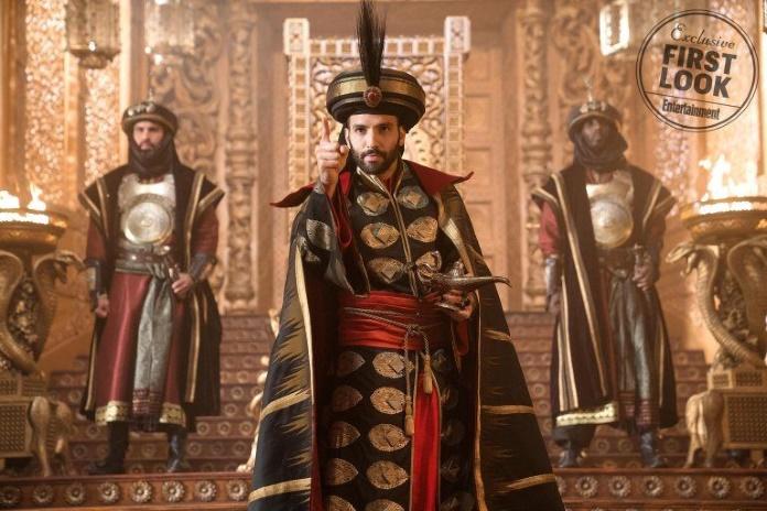 Jafar em Aladdin (2019)