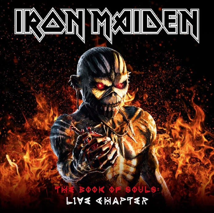 Iron Maiden - The Book Of Souls (Live Chapter)