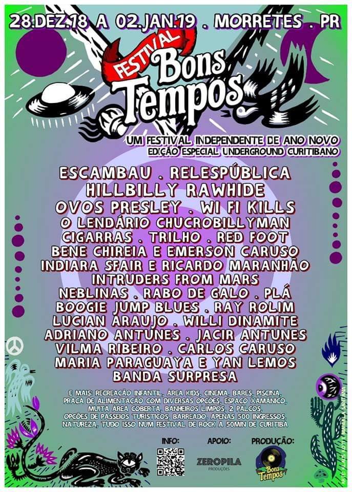 Festival Bons Tempos