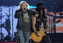 Guns N Roses no Rock In Rio 2017