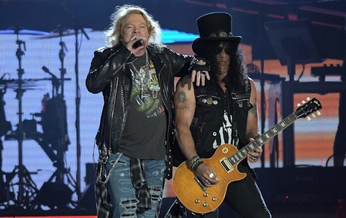 Guns N Roses no Rock In Rio 2017