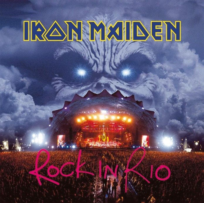 Iron Maiden - Rock In Rio Live
