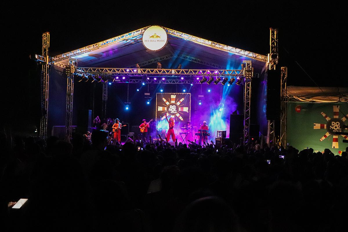 Letrux no Festival DoSol 2018