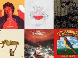 As melhores capas de discos de 2018