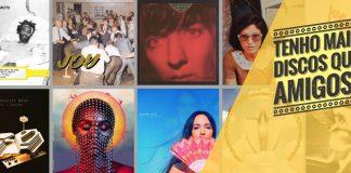 Os 50 melhores discos internacionais de 2018