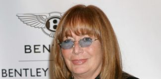 Penny Marshall em 2006