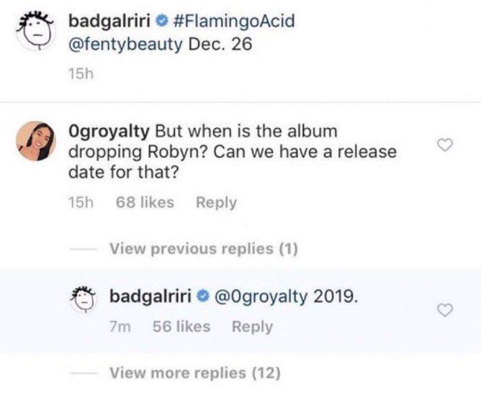 Novo álbum da Rihanna