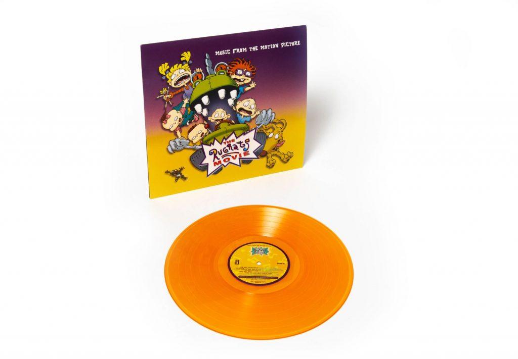 The Rugrats: filme tem trilha sonora com Beck, Iggy Pop e No Doubt lançada em vinil