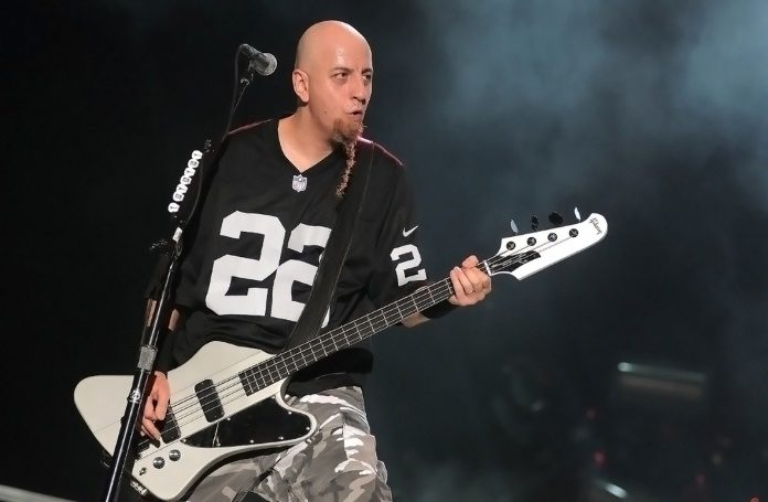 Shavo Odadjian (System of a Down) no Rock In Rio 2015