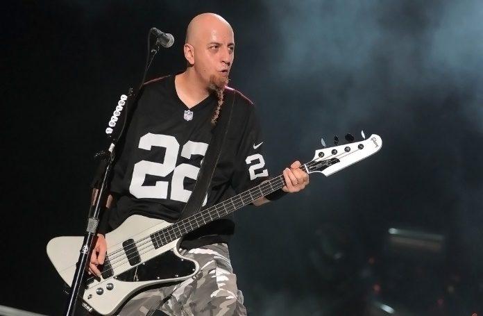 Shavo Odadjian (System of a Down) no Rock In Rio 2015