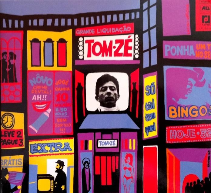 Tom Zé - Grande Liquidação