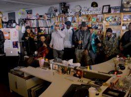 Wu-Tang Clan no Tiny Desk, da NPR