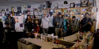 Wu-Tang Clan no Tiny Desk, da NPR
