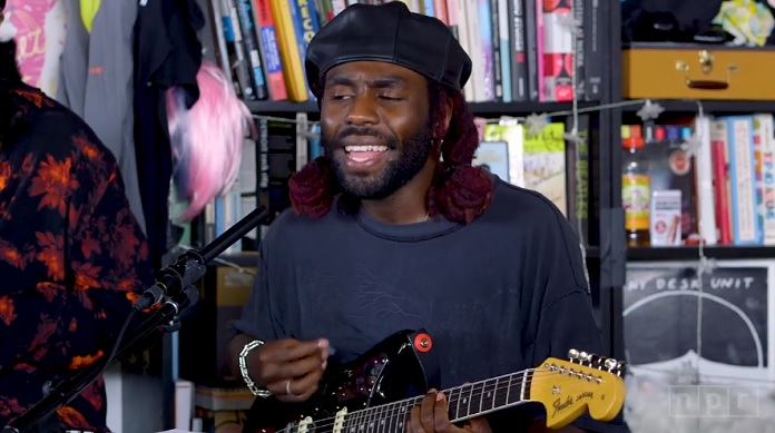Blood Orange Tiny Desk NPR