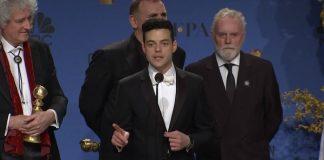 Bohemian Rhapsody Queen Rami Malek Globo de Ouro