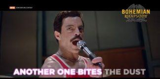 Bohemian Rhapsody sessão Karaokê
