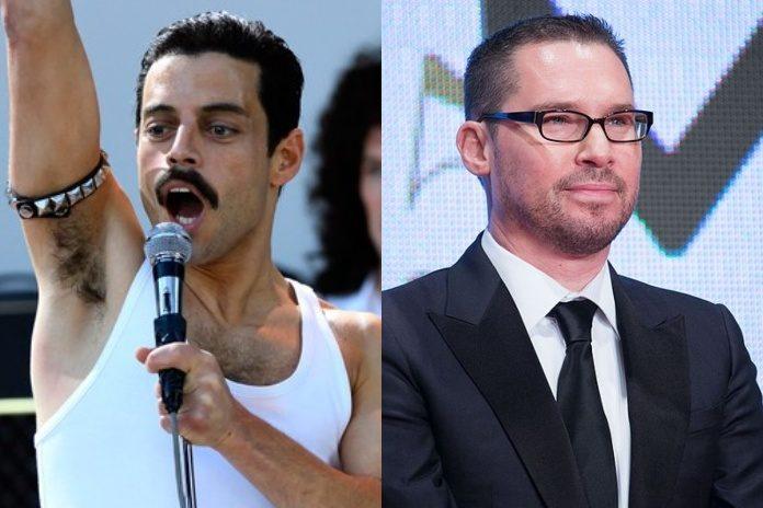 Bryan Singer e Rami Malek (Bohemian Rhapsody)