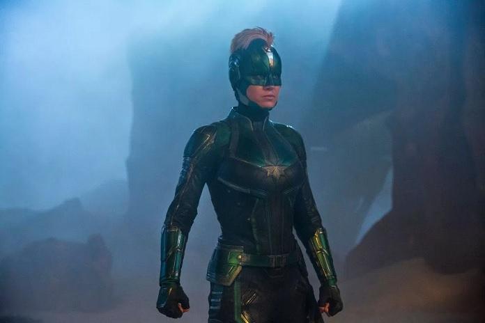 Capitã Marvel (Brie Larson) Marvel
