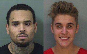 Chris Brown e Justin Bieber